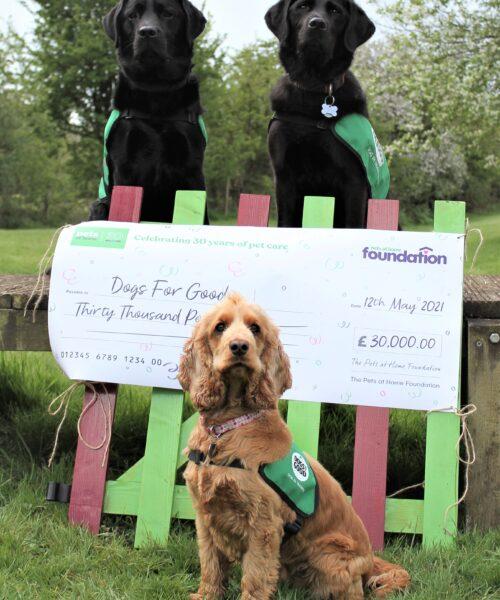 £30,000 grant awarded …
